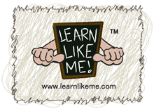 Learn Like Me™ Logo