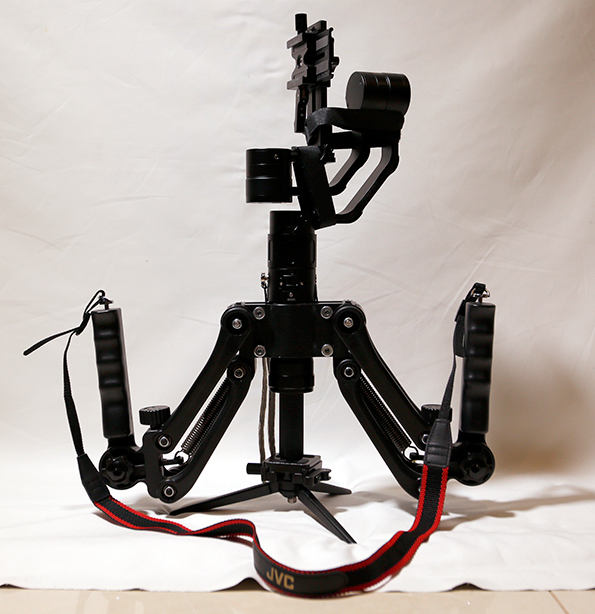 4th Axis Stabiliser Rig Image