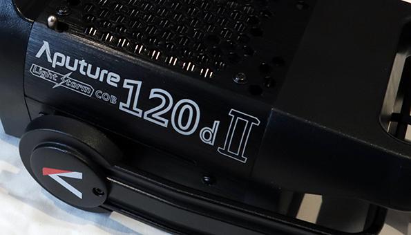 Aputure 120D Mark II COB Light #1