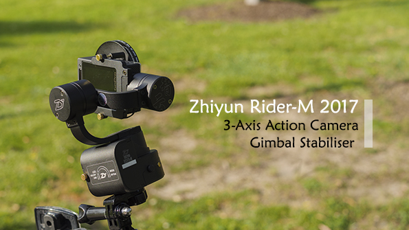 Zhiyun Rider-M Gimbal Stabiliser
