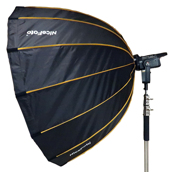 Nicefoto Parabolic Softbox hack