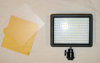 Wansen W160 Led Light Image