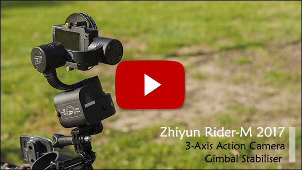 Zhiyun Rider-M YouTube link